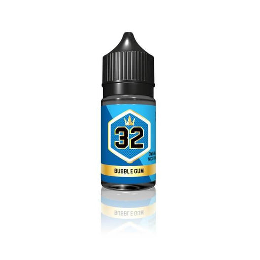 Gold #32 - Bubble Gum by Crown E-Liquid #1