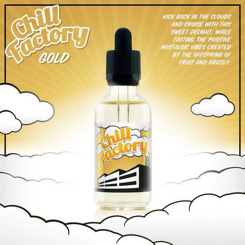 Gold by Chill Factory eJuice #1