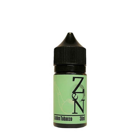 Golden Tobacco Zen by Thunderhead Vapor E-Liquid #1