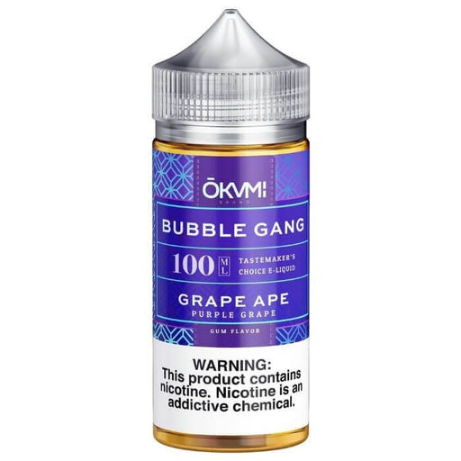 Grape Ape by Bubble Gang E-Liquid #1