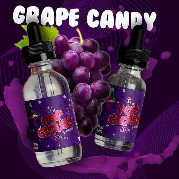 Grape by Pop Clouds E-Liquid #2