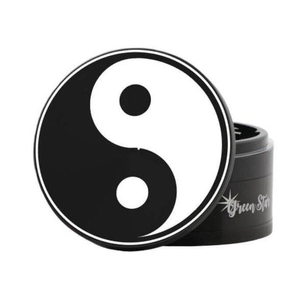 Green Star Yin Yang Herbal Jumbo Size Grinder