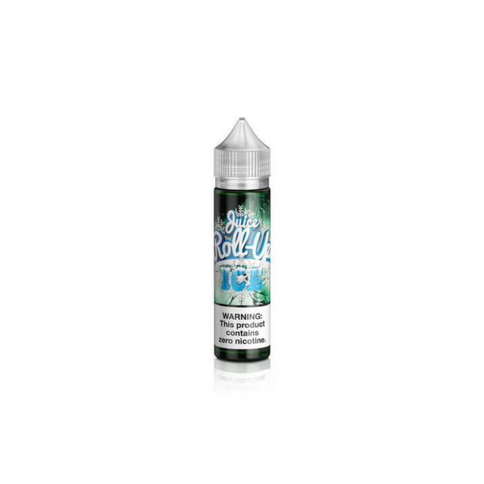Green Apple Ice by Juice Roll Upz eJuice #1