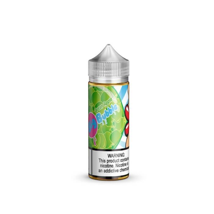 Green Apple by Big Bubble eJuice #1