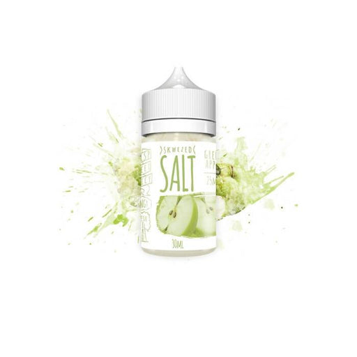 Green Apple by Skwezed Nicotine Salt eJuice