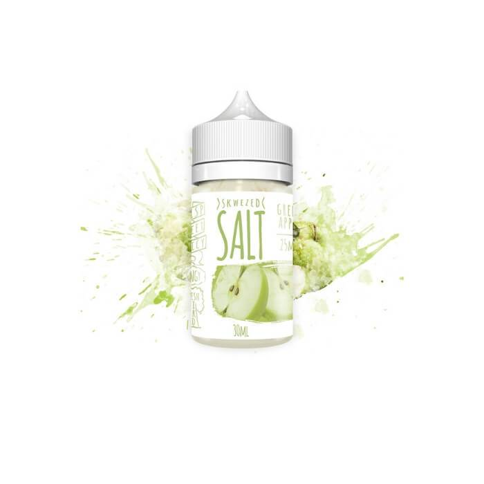 Green Apple by Skwezed Nicotine Salt eJuice #1
