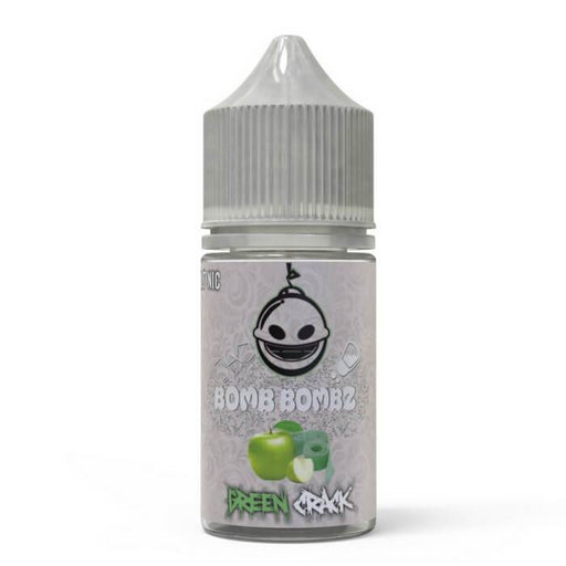 Green Crack Nicotine Salt by Bomb Bombz E-Liquid #1
