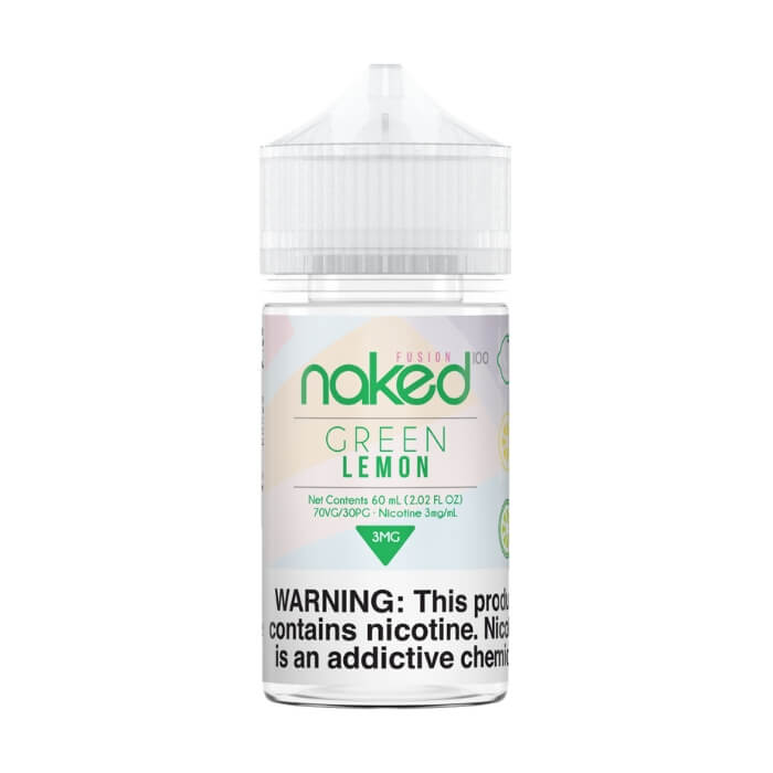 Green Lemon by Naked 100 Fusion E-Liquid #1