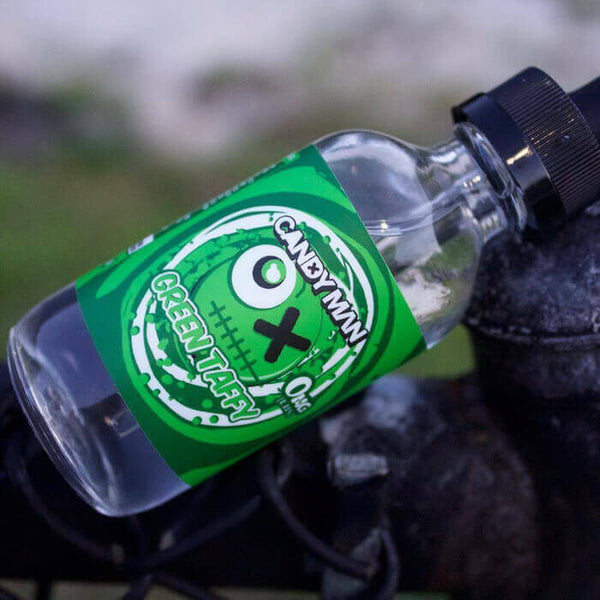 Green Taffy by Candy Man eJuice #1