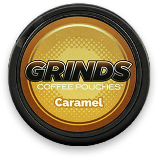 Caramel by Grinds Coffee Pouches #1