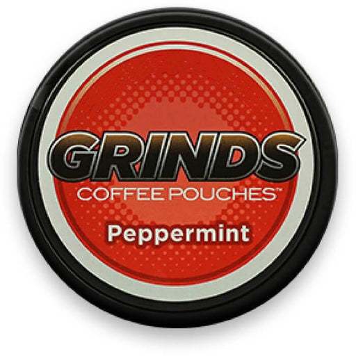Peppermint by Grinds Coffee Pouches #1