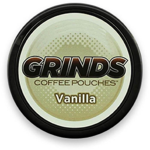 Vanilla by Grinds Coffee Pouches #1