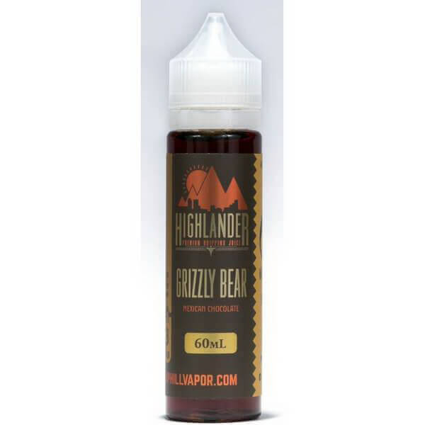 Grizzly Bear (Seasonal) by Highlander Premium Dripping Juice E-Juice #1