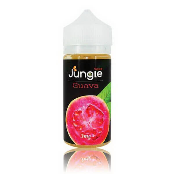 Guava by Jungle Vape eJuice #1