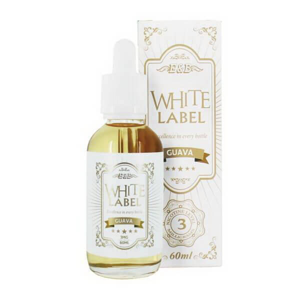 Guava by White Label E-Liquid #1