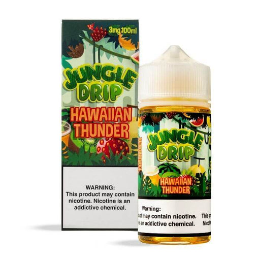 Hawaiian Thunder by Jungle Drip E-Liquid