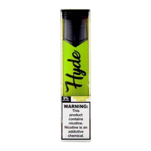 Honeydew Punch Disposable Device by Hyde Color Edition