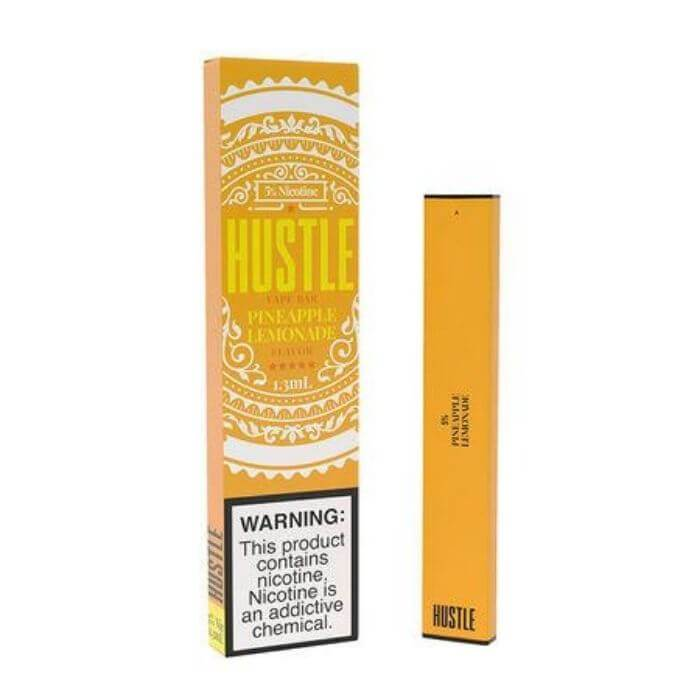 Hustle Pineapple Lemonade Disposable Device
