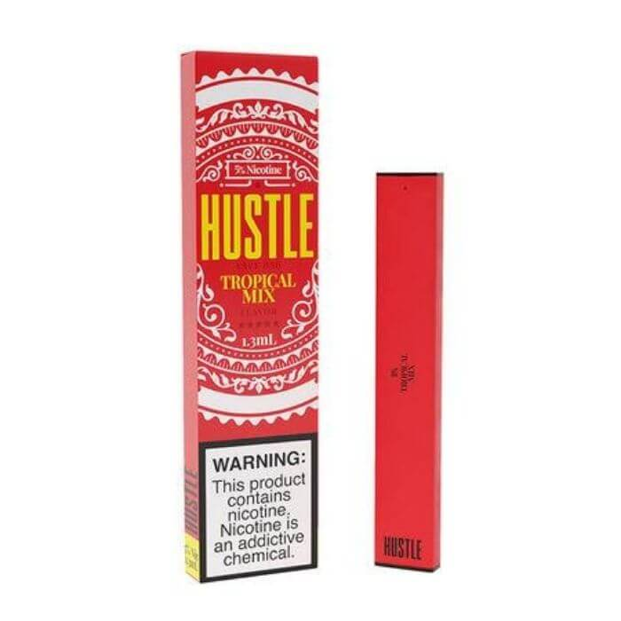 Hustle Tropical Mix Disposable Device
