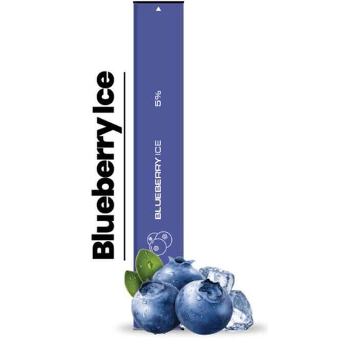 Hyppe Bar Blueberry Ice Disposable Device