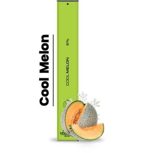 Hyppe Bar Cool Melon Disposable Device