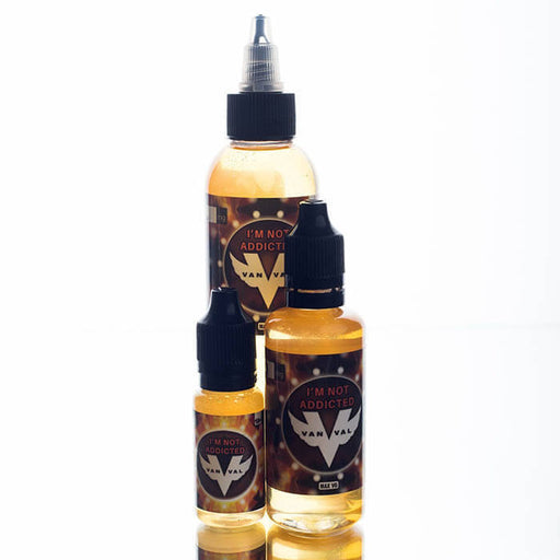 I'm Not Addicted by VanVal Vapor eJuice #1
