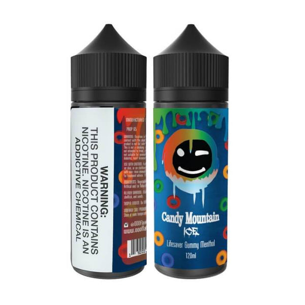 Ice Candy Mountain by OOOFlavors E-Juice #1