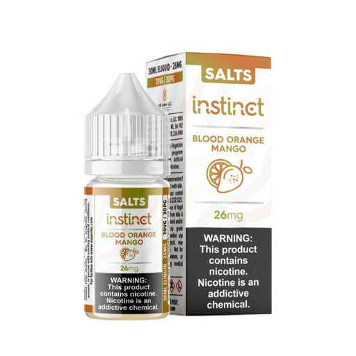 Instinct Blood Orange Mango by VR (VapeRite) Labs Nicotine Salt E-Liquid #1