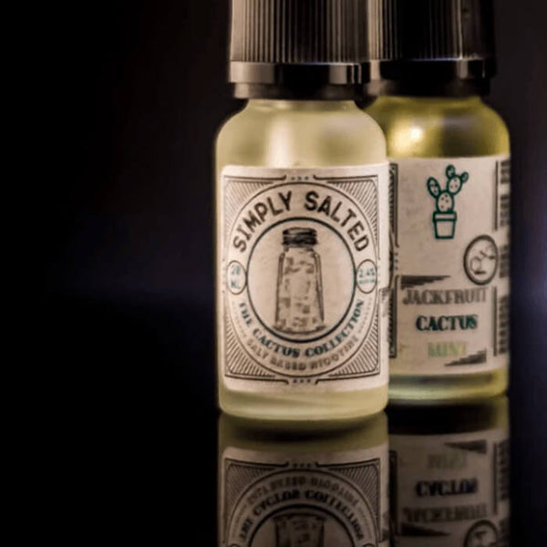 Jackfruit Cactus Mint by Simply Salted Solutions eJuice #1