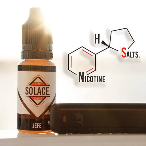 Jefe by Solace Salts eJuice #2