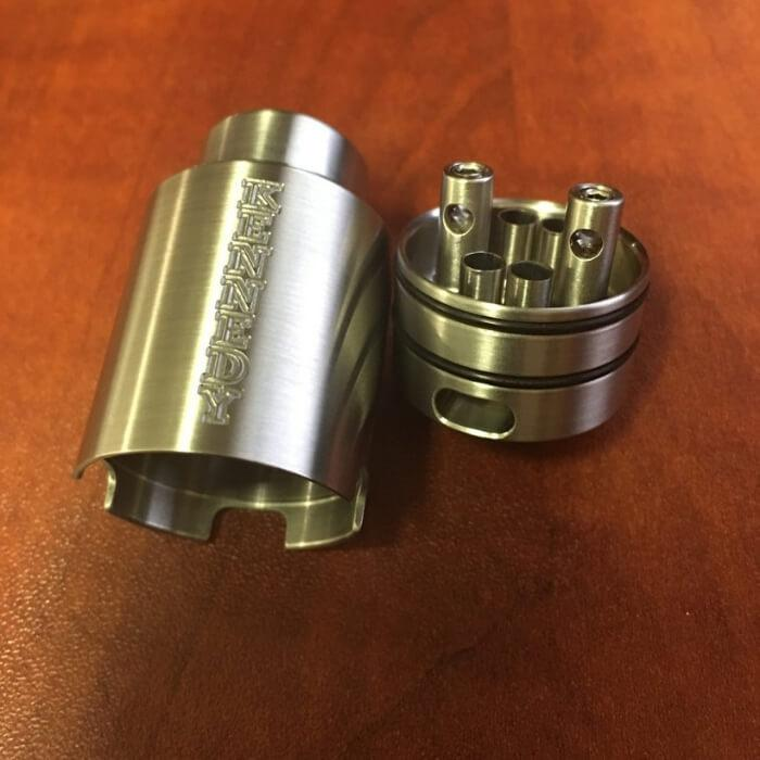 Kennedy Vapor 25mm Trickster Rebuildable Atomizer #1