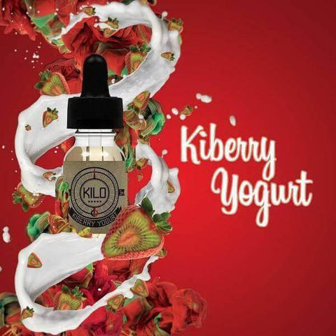 Kiberry by Kilo E-Liquids eJuice #2