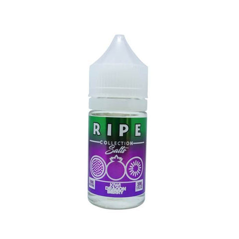 Kiwi Dragon Berry by The Ripe Collection Nicotine Salt by Vape 100 E-Liquid #1