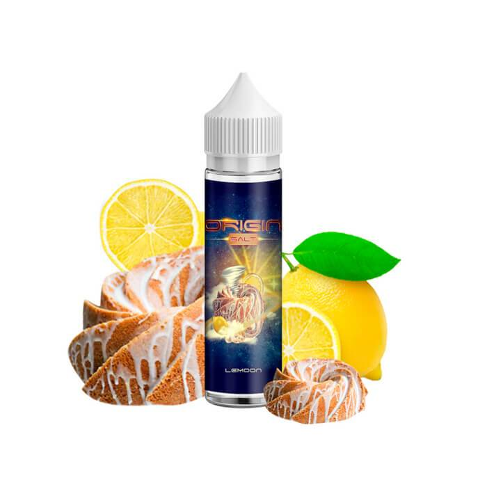 Origin Salt Lemoon by BordO2 Nicotine Salt E-Liquid #1