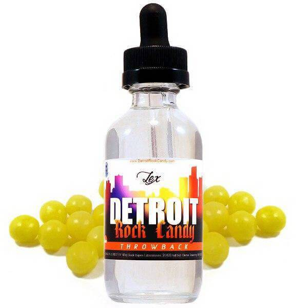 Lex by Detroit Rock Candy Throwback eJuice #1