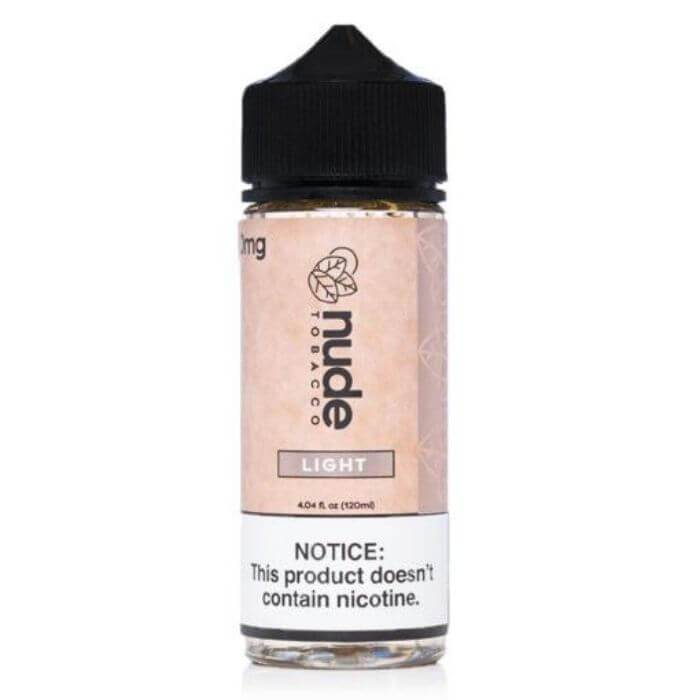 Light by Nude Tobacco eJuice