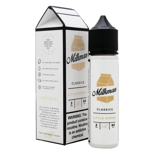 Little Dipper by The Milkman eJuice #1