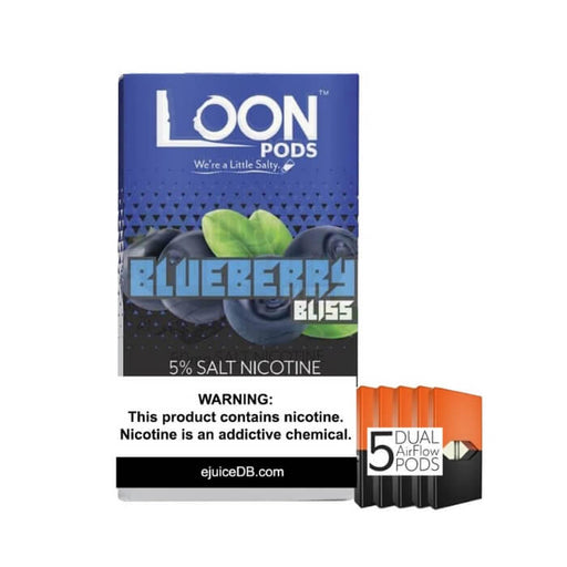 Loon Pods Blueberry Bliss (5-Pack) #1
