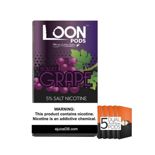 Loon Pods Boujee Grape (5-Pack) #1