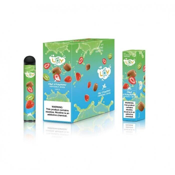 Loy XL Kiwi Strawberry Disposable Device