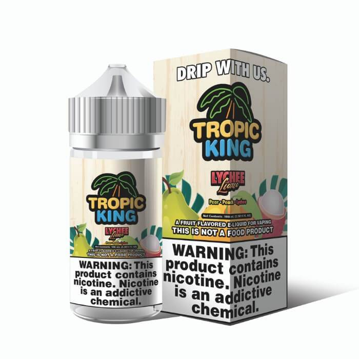 Lychee Lava by Tropic King eJuice #1