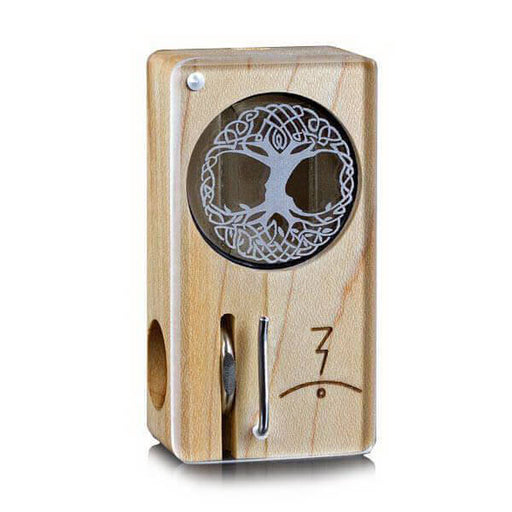 Magic Flight Maple Laser Etched Lid Portable Vaporizer #1