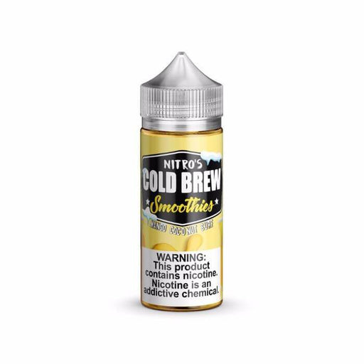 Mango Coconut Surf by Nitro's Cold Brew Smoothies eJuice #1