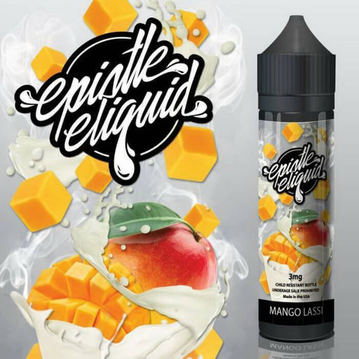 Mango Lassi by Epistle E-Liquid #1