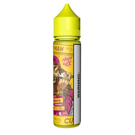 Mango Strawberry by Cush Man E-Liquid #1