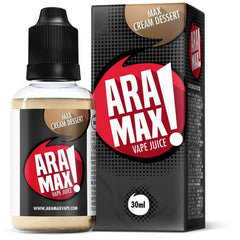 Max Cream Dessert by Aramax E-Liquid #1