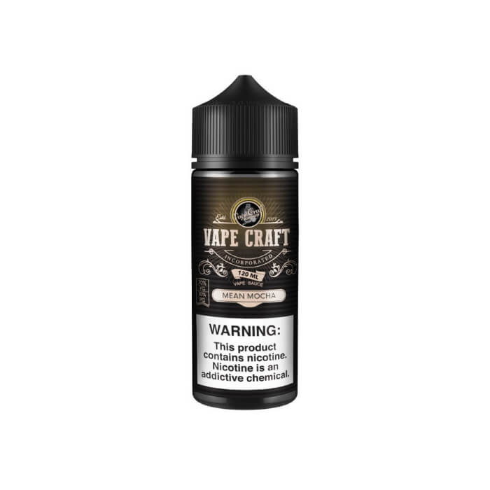 Mean Mocha by Vape Craft Budget Line E-Liquid
