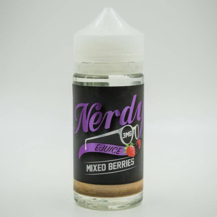 Mixed Berries by Nerdy eJuice #1