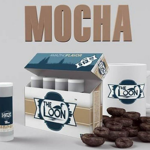 Mocha Reload Shot (5 Pack) by The Loon eCig #1