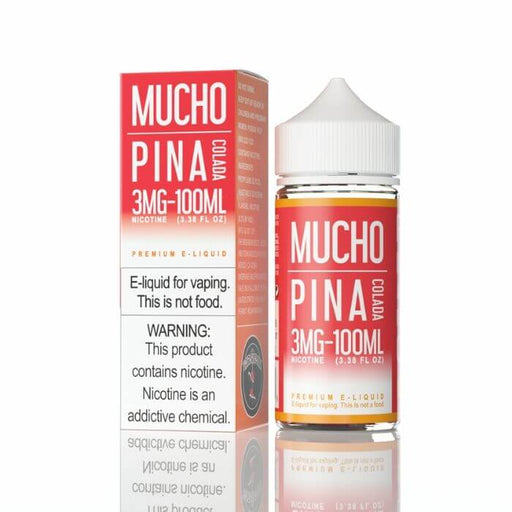 Mucho Pina Colada Mucho by The Neighborhood E-Liquid